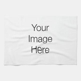 Custom design towel