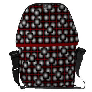 Custom designer large shoulder bag courier bag