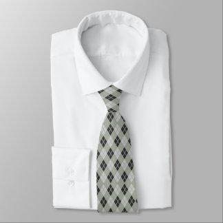 Custom Diamond pattern Tie