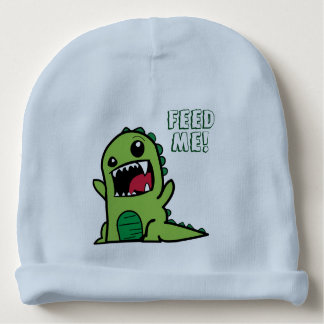 Custom Dinosaur Cotton Baby Beanie