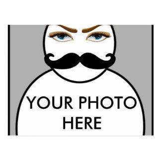Custom DIY Starter Postcard
