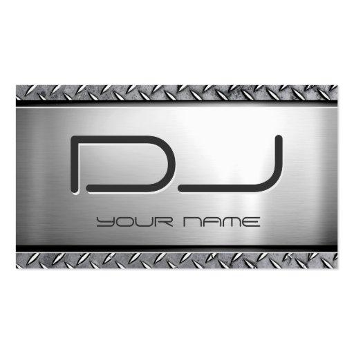 Custom DJ - Unique Heavy Metal Look