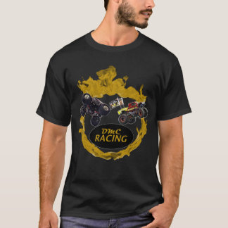 Custom DMC Racing 2016 Season T-Shirt