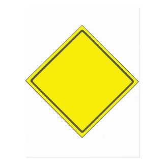 CUSTOM DO NOT DISTURB SIGN POSTCARD