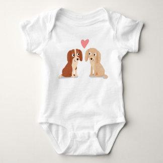 Custom Dog Art Kay and Char Shirt