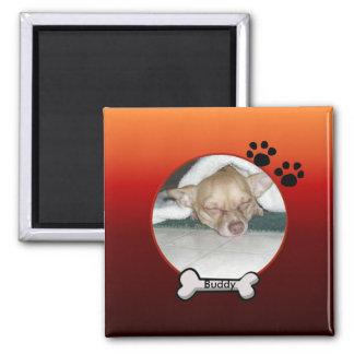 Custom Dog Magnet