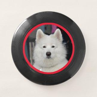Custom Dog Photo Wham-O Frisbee