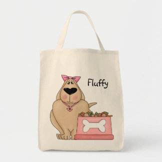 Custom Doggy Bag - Wide Bottom