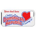 Custom Dominican iPhone 5 Case-Mate
