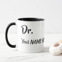 Custom Dr. Mug