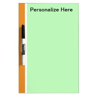 Custom Dry Erase Board