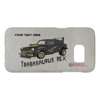 Custom East German Trabant Car Samsung Galaxy S7 Case
