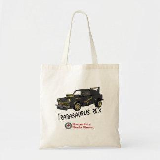 Custom East German Trabant Car Tote Bag