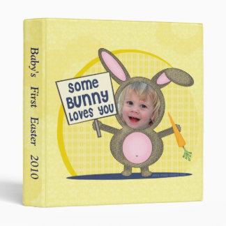 Custom Easter Photo / Scrapbook Binder