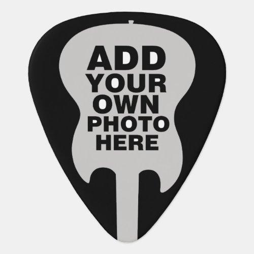 custom electric_guitar  add guitarist photo guitar pick