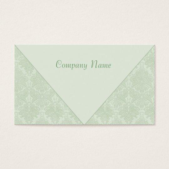 Custom Elegant 152 Business Card