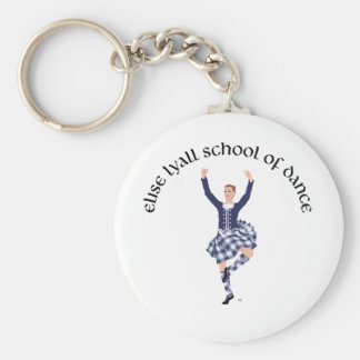 CUSTOM Elise Lyall School of Dance Keychain