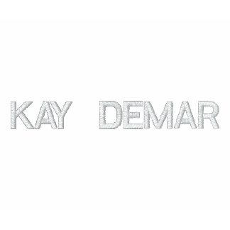 Custom Embroidered Polo - Kay DeMar