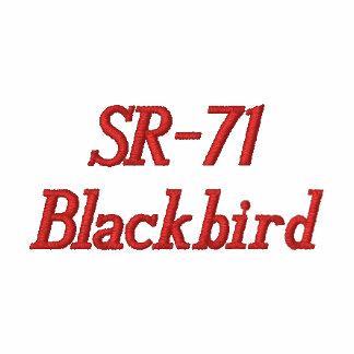 Custom Embroidered SR-71 T-Shirt (XL)