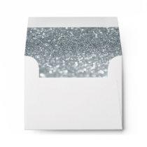 Custom Envelope - (3.5x5) White Fab
