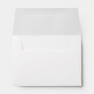 Custom Envelope - (4x6 - A6) White