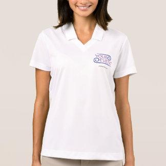 Custom Event Women's Nike Dri-FIT Polo Shirt