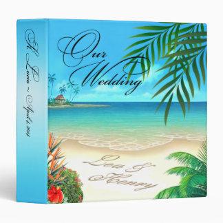 ::CUSTOM:: Exotic Beach Hawaiian Album Binders