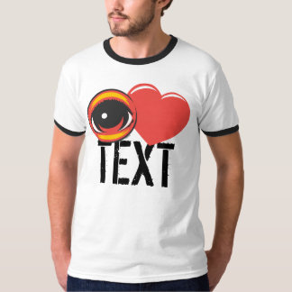 Custom Eye Heart Shirts