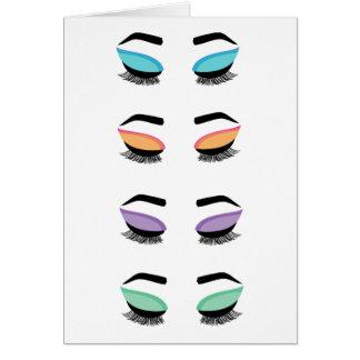 Custom Eyes Card