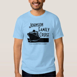 Custom Family Cruise Shirt