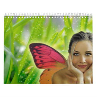 Custom Fantasy Photo Calendar
