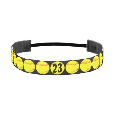Customize Softball Headband  595ad86bcbf