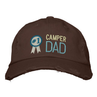 Custom Father's Day / Birthday Dad Embroidered Baseball Hat