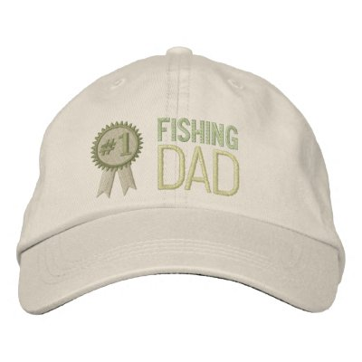 Custom Father's Day / Birthday Dad Embroidered Baseball Caps