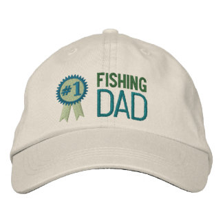 Custom Father's Day / Birthday Dad Embroidered Hat