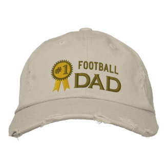 Custom Father's Day / Birthday Dad Embroidered Baseball Cap