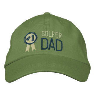 Custom Father's Day / Birthday Dad Embroidered Hats