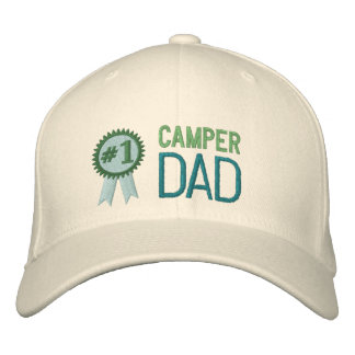 Custom Father's Day Dad Hat Embroidered Hats