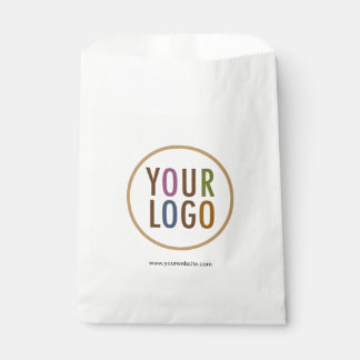 Custom Favor Bags with Company Logo Low Minimum