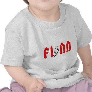 custom FINN rock and roll shirt