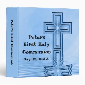 Custom First Holy Communion Binder
