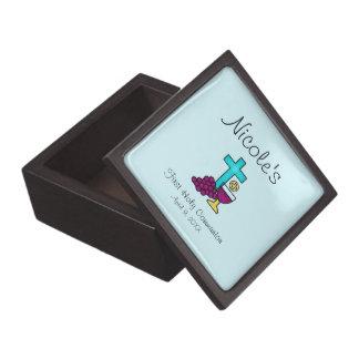 Custom First Holy Communion Gift Box