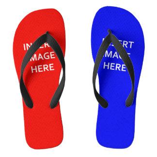 Custom Flip Flop Summer Sandal Thong Template DIY