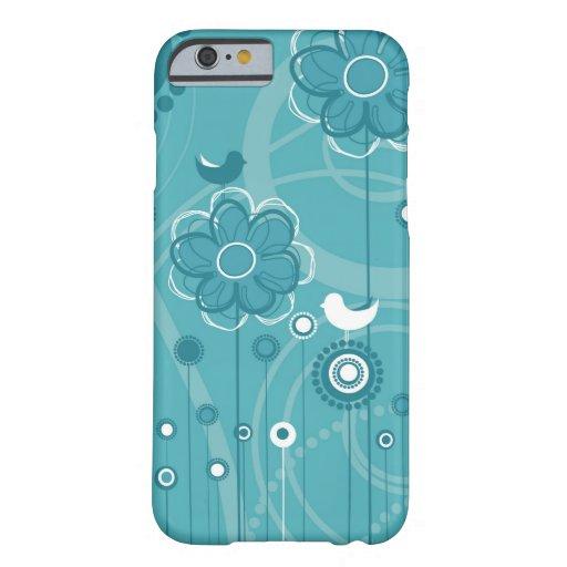 custom floral iphone 6 case zazzle. Black Bedroom Furniture Sets. Home Design Ideas