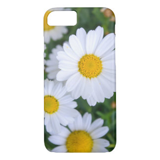 Custom Floral iPhone 7 Cases With Daisy
