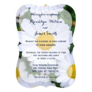 Daisy Wedding Invitations Zazzle