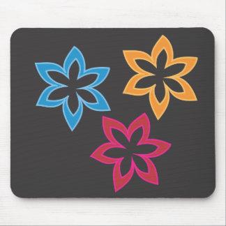 Custom Flower Arrangement Mouse Pad