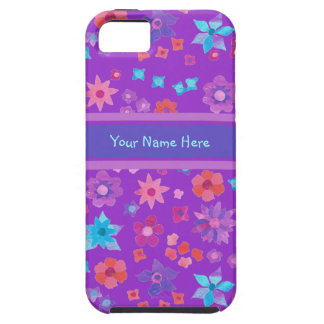 Custom Flower-Power Iphone 5 Case-Mate Vibe iPhone 5 Covers