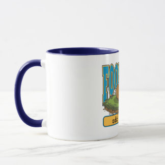 Custom Football Add Text Mug