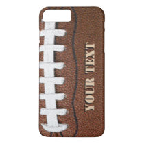 Custom Football Cell Phone iPhone 8 Plus/7 Plus Case